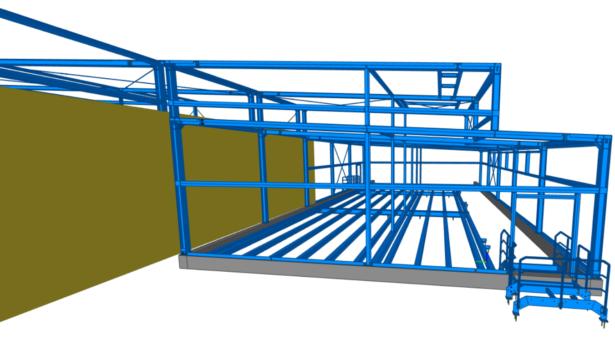 K2 Projekt_projekt konstrukcji_AVEVA Bocad Uniklinik Koeln (1)