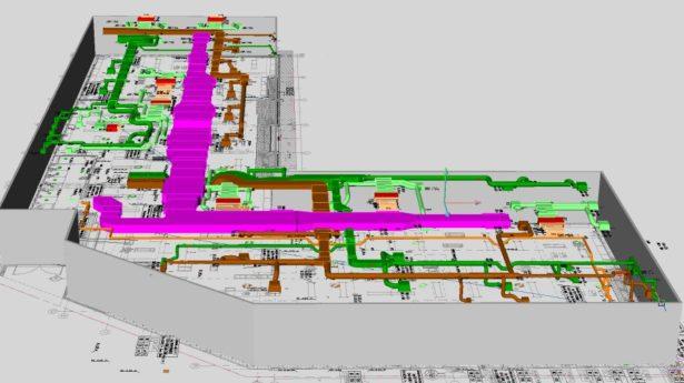 K2 Projekt_projekt instalacji sanitarnych lokal HM Otwock